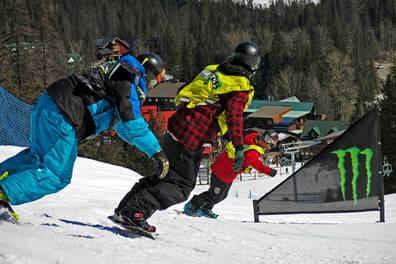 Boarderstyle Event by Monster Energy Returns to Fernie