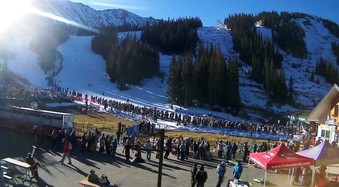 PHOTOS: Opening Day of Colorado Ski Season