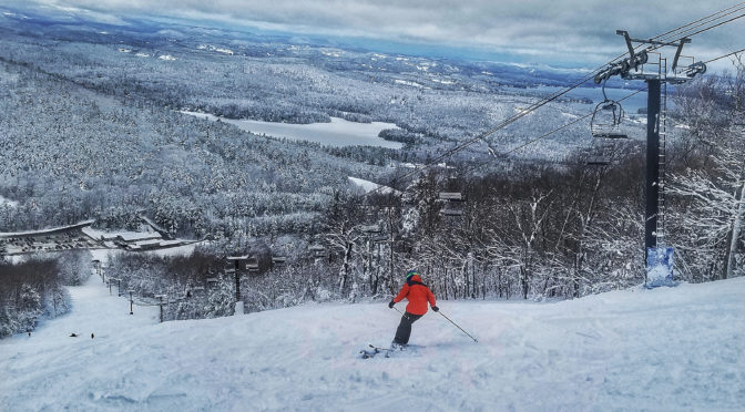 New Hampshire's Mount Sunapee Opens a Day Ahead of Schedule