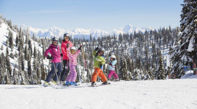 Family Ski Trips to Soak Up Montana's Mountain Magic