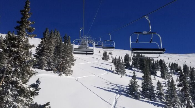 A-Basin Opens New Terrain in The Beavers Today